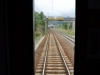 Del tren a la vía