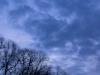 Tipos de cielo. Otro azul.