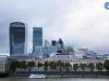 Vistas del Londres moderno desde la Tate