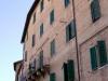 Viviendas curvadas de Siena