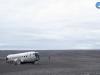 El avión en la playa II