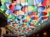 La calleja de los paraguas
