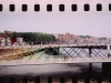 Puente multicolor