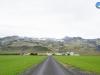 La granja tras el volcán