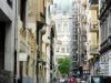 La calle que lleva a la cúpula