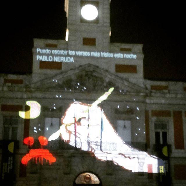Hacía tiempo que no veía algo tan feo. Gracias #CAM#nochedeloslibros #horterassinfronteras