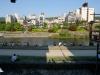 Atardecer en el río Kamo