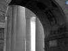 Patio de columnas