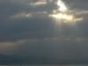 Atardecer mirando al mar