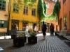 Plaza del centro de Estocolmo
