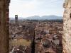 Lucca desde lo alto