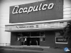 Los cines Acapulco