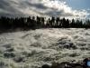 Los saltos de agua de Storforsen