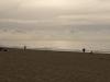 Atardecer en una playa de La Haya