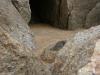 Cueva en la playa