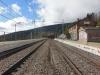 Una estación en la sierra