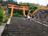 Ascensión al templo