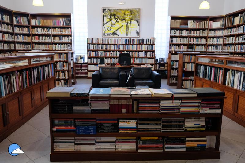 bibliotecas en nigeria